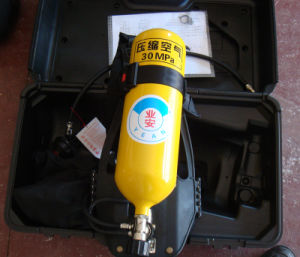 5L Self-Contained Positive Pressure Air Breathing Apparatus (SCBA) with CCS or Ec Approval pictures & photos