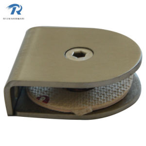 Square Partiting Hinge for Glass (RS1832)