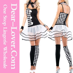 2016 Carnival Fancy Halloween Animal Adult Sexy Party Costume pictures & photos