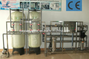 Water Filter Membrane Machine Reverse Osmosis System 3000lph pictures & photos