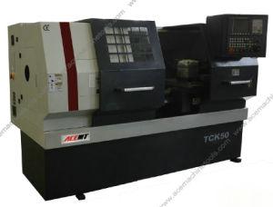 CNC Lathe Machine (TCK50) pictures & photos