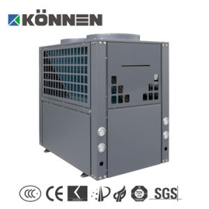 Commercial Use Air Source Heat Pump Water Heater with CE Approved, Copeland Compressor pictures & photos