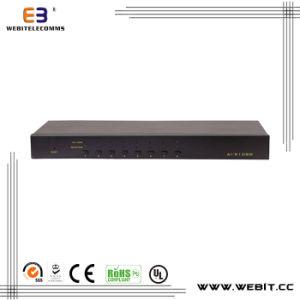 IP 8 Port VGA Kvm Switch pictures & photos