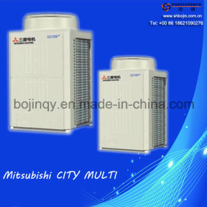 Mitsubishi City Multi Systems for Mixed Use