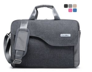 Nylon Laptop Bag Shoulder Bag for Messenger Compartment (BS16024) pictures & photos