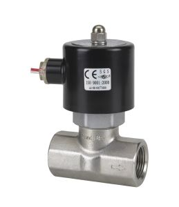 Steam Hot Water Solenoid Valve 2L pictures & photos