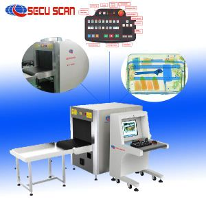 X-ray Inspection Equipment for Commodity and Security Inspection At6040 pictures & photos
