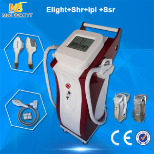 2016 Permanent Hair Removal Shr+Sr and Hr Machine /ND YAG Laser E-Light IPL RF Laser Multifunction Machine pictures & photos