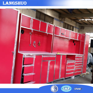 Ls Largest Kitchen Combination Cabinet with Locker pictures & photos