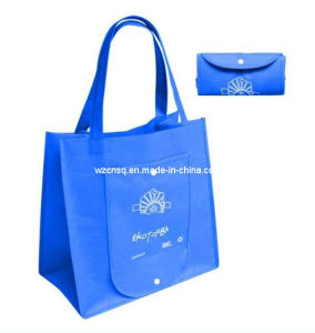 Promotional Non Woven Foldable Shopping Bag (SQ-210)