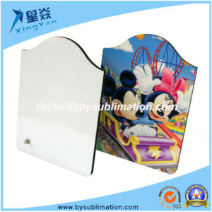 up Convex Sublimation MDF Photo Frame pictures & photos