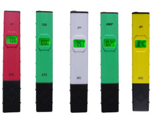 Kl-911 Pen-Type pH Meter with Backlit Display pictures & photos