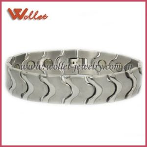 Hoseshoe Magnetic Stainless Steel Jewelry (STB-2128)