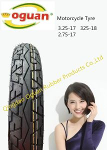 Rubber Tyre for Motorcycle/Motorcycle 300-17 pictures & photos