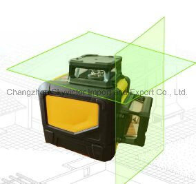 Green 360 Line Laser Level Total Station (SD902CG) pictures & photos
