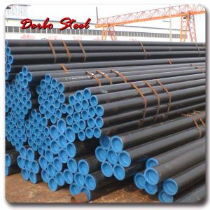 ASTM A333 Hot Rolled Carbon Seamless Steel Tube pictures & photos