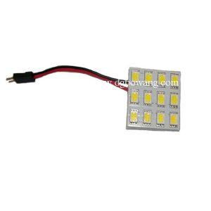 LED Auto Lamp Car Dome Light (PCB-012Z5050) pictures & photos