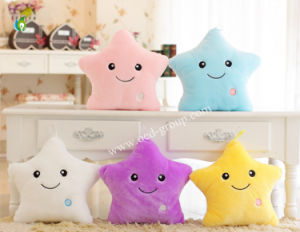 Music LED Glow Pillow Lamps From China Factory pictures & photos