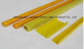 High Performance Fiberglass Reinforced Plastic Profile, FRP Channel pictures & photos
