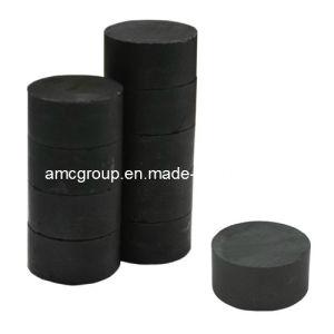 Isotropic Disc Ferrite Magnet pictures & photos