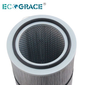 Gas Turbine Filter Air Compressor Air Inlet Filter Cartridge pictures & photos