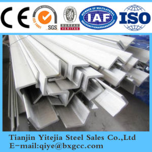 Stainless Steel Angle Bar 316L pictures & photos