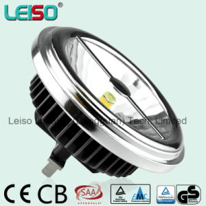 CRI95 with TUV Approval 15W 960lm Metal LED Spotlight AR111 pictures & photos