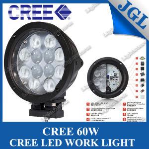 12*5W 60W CREE LED Work Lights (JG-WT6120)
