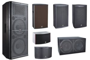 Top Sell 350W 8 Ohm Professional Stereo Audio Speaker pictures & photos