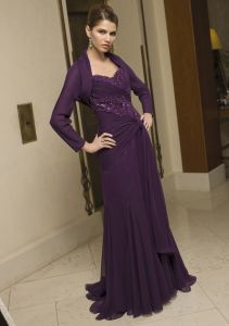 New Fashion 2011 Formal Occasion Mother of Bridal Dress (ML31754)