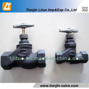 GOST Russia Standard Cast Iron Globe Valve pictures & photos