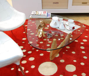 Irregular Shaped Table Top Glass pictures & photos