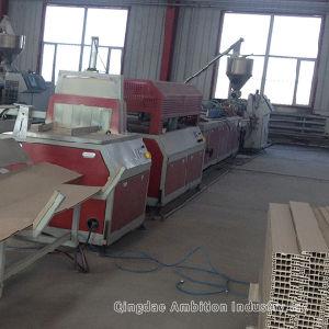 Wood Plastic Composite/WPC Production Line pictures & photos