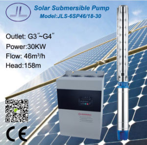 6SP46-18 Deep Well Centrifugal Solar Water Pump pictures & photos