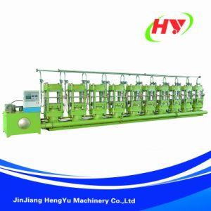 Energy-Efficient EVA Sole Foaming Press Machine pictures & photos