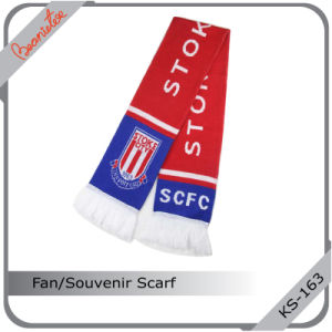 Fashionable Sport Scarf /Football Team Scarf