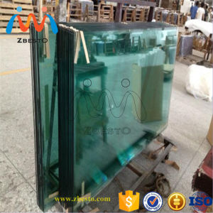 Stained/Colored Tempered Glass Bathroom Countertops pictures & photos