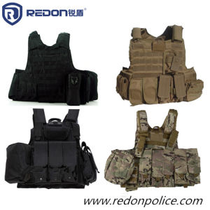 600d Nylon Military Tactical Vest pictures & photos