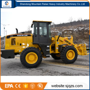 Chinese RC 3ton Wheel Loader with Ce Certification pictures & photos