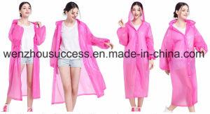 PVC Rain Poncho, PVC Rain Coats, Plastic Hunting Poncho pictures & photos