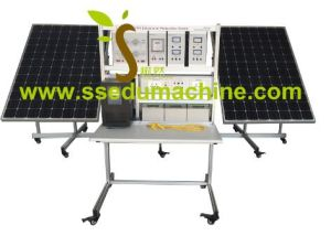 Solar Power Generation System Trainer Renewable Trainer Educational System Teaching Equipment pictures & photos