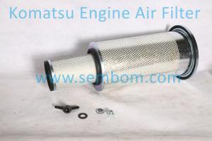 High Performance Engine Air Filter for Komatsu Excavator/Loader/Bulldozer pictures & photos