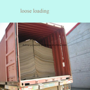 Plain Melamine MDF/Particleboard /Firberboard/Hardboard/OSB/Blockboard/Pine Wood for Furniture From Linyi City/Shandong Province/China pictures & photos