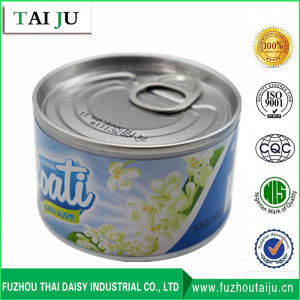 Custiom Iron Can Gel Air Freshener and Marine Flavor Jasmine Lavender Air Freshener pictures & photos