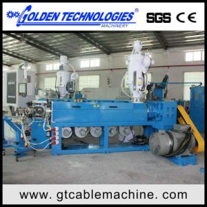 China Cable Sheathing Extrusion Machine pictures & photos