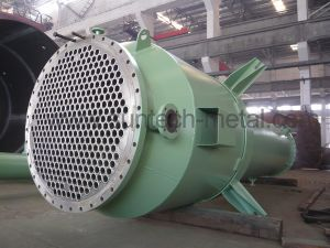 Generation Reboiler - Titanium Clad Pressure Vessel (P003) pictures & photos