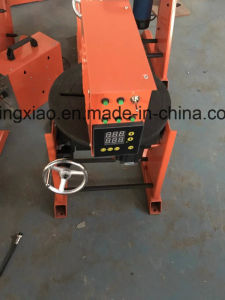 Ce Certified Digital Display Welding Turning Table Hbt-100 for Circular Welding pictures & photos