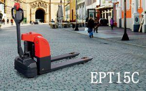 1.5t Economic Power- Electric Pallet Truck pictures & photos