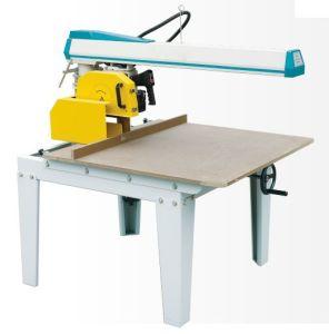 Woodworking Manual Radial Arm Aluminum Arm Circular Saw pictures & photos