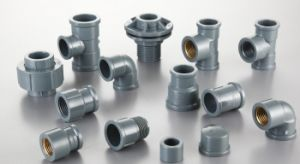 PVC Plastic Plumbing Pipe Fittings NBR5648/ BS 4346 DIN pictures & photos